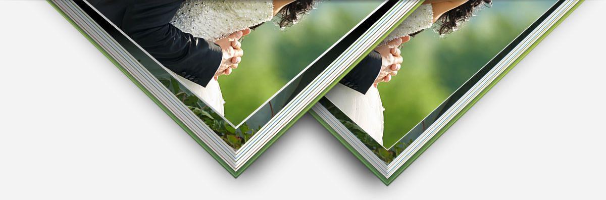 Fotobücher mit besonderer Qualität und Haptik