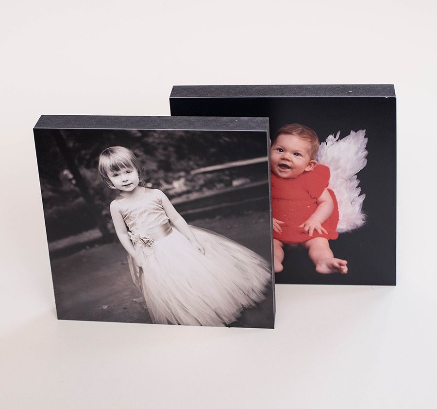 Ihr Lieblingsbild auf eine 15 mm starke Holzplatte kaschiert