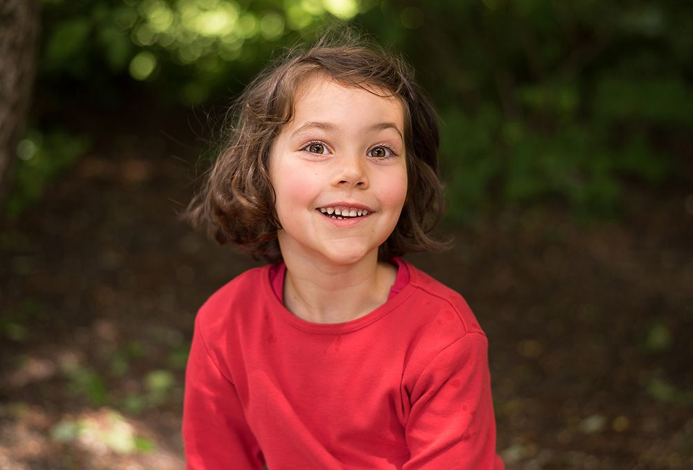 Kinder-Fotoshooting natürlich und ungezwungen