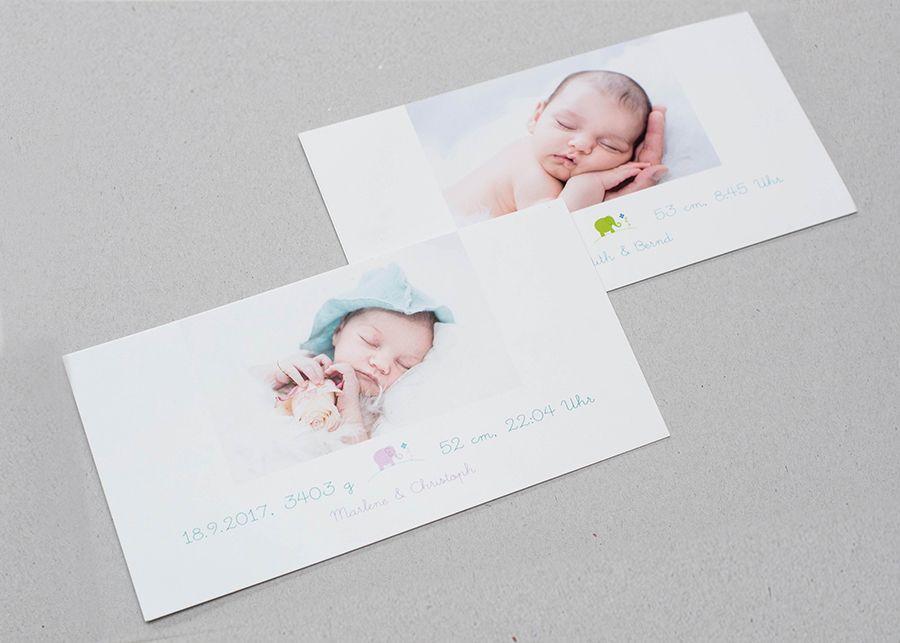 fotoprodukte und geschenke, geburtskarten