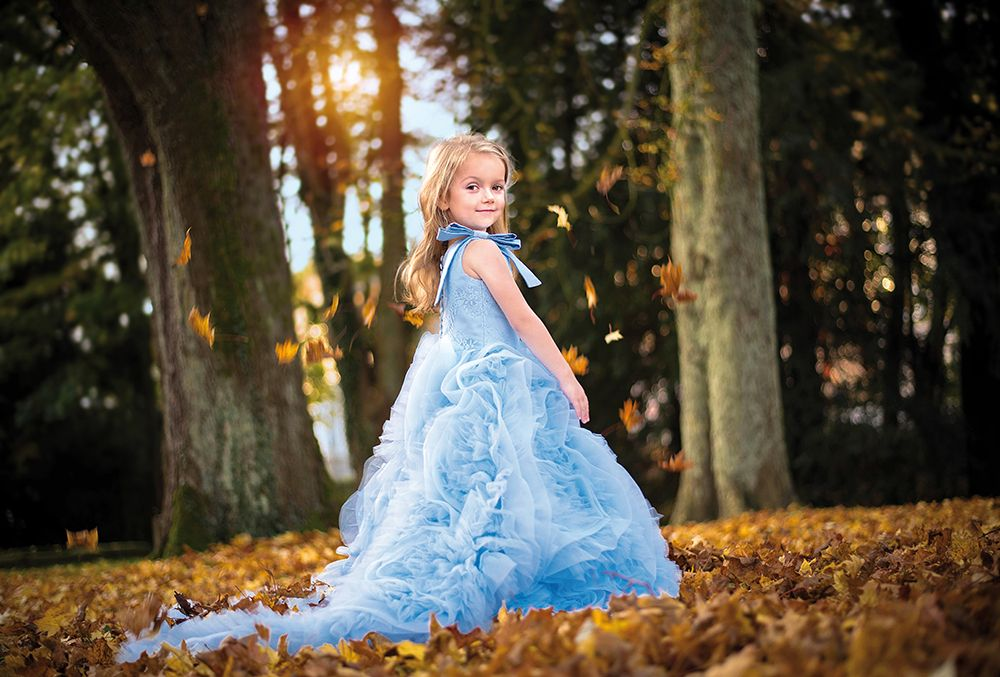 Kinderfotografin Wuppertal, Princess-Shooting
