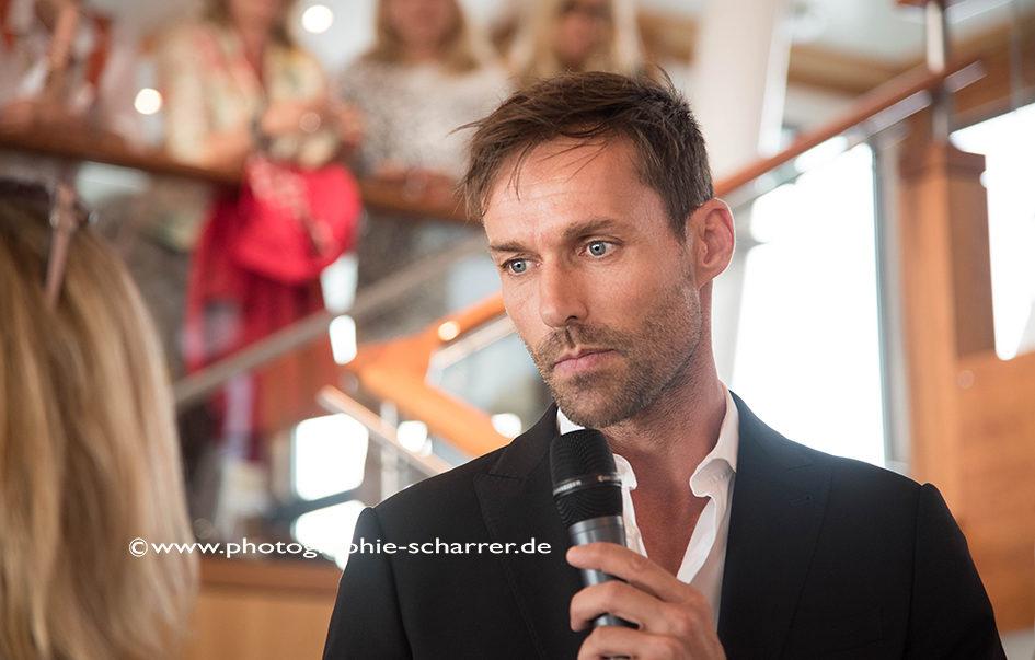 MICE Branchentreff mit Sven Hannawald zu Gast