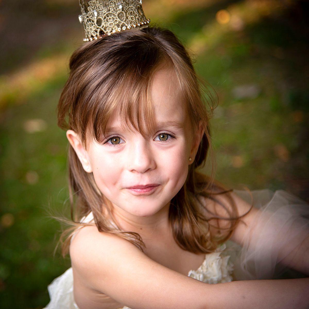 Märchen-Fotoshooting für Kinder