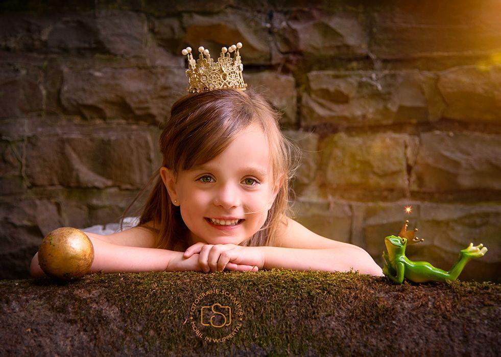 Kinderfotograf Wuppertal für Märchen