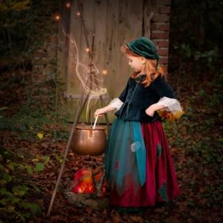Die kleine Hexe-traumhafte Fotografie