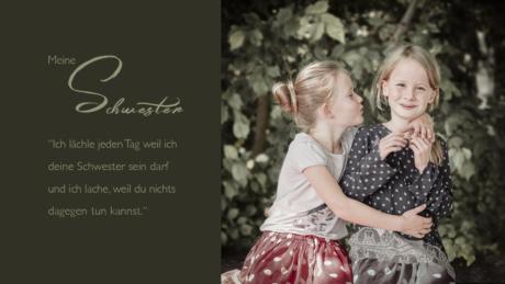 Einschulung Schwestern vintage-0323