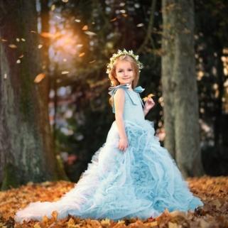 Herbstprinzessin Mädchenfoto 49