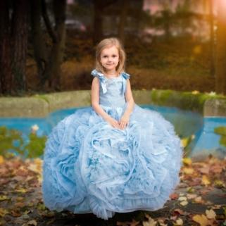 Mädchen als Prinzessin Foto 272