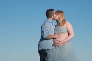 babybauchshooting-romantisch